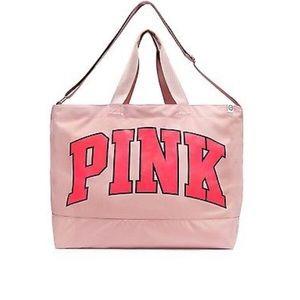 PINK Victoria's Secret Weekender Tote Bag